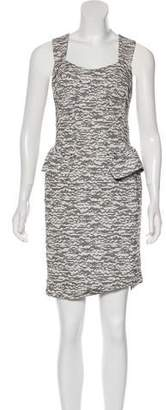 Derek Lam Sleeveless Mini Dress