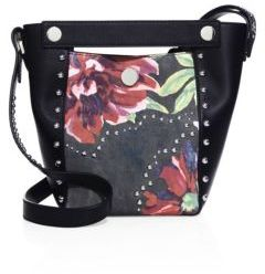 3.1 Phillip Lim 3.1 Phillip Lim Dolly Floral Small Leather Tote