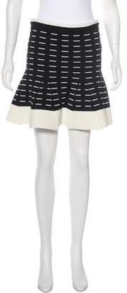 Timo Weiland Godet Mini Skirt