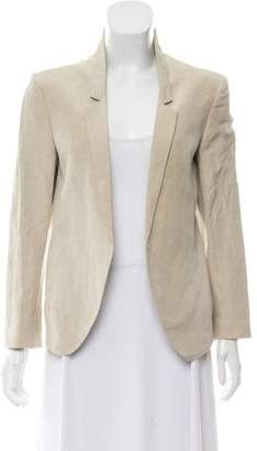 Theyskens' Theory Lightweight Lapel Blazer
