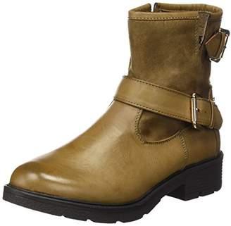 Womens Botin SRA C. Taupe,Boots Xti