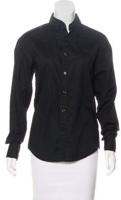 G Star Raw Correctline x G-Star Lightweight Button-Up Top