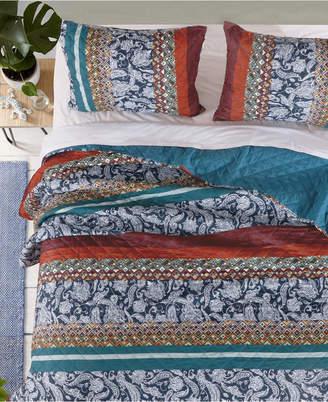 Greenland Home Fashions Vista Quilt Set, 2-Piece Twin