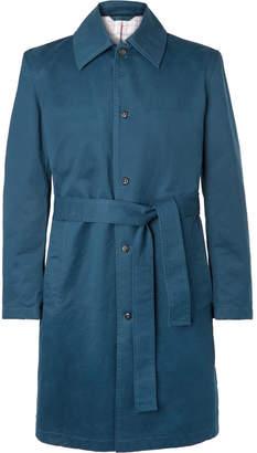 Acne Studios Cotton-Twill Trench Coat