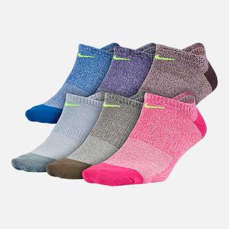 Nike Women's 6-Pack No-Show Socks