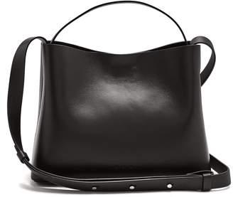 AESTHER EKME Sac mini leather tote bag