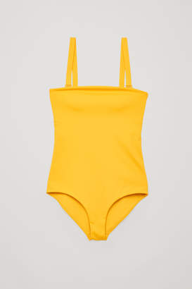 Cos SWIMSUIT WITH REMOVABLE STRAPS