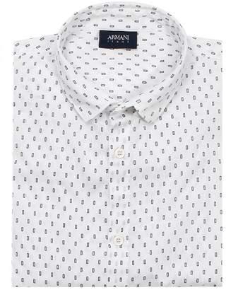 Armani Jeans Shirt Shirt Men