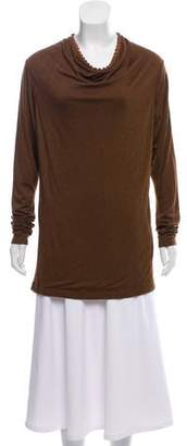 Sharon Wauchob Wool Long Sleeve Top