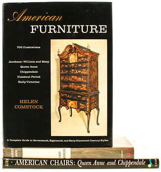 One Kings Lane Vintage American Furniture - Set of 3