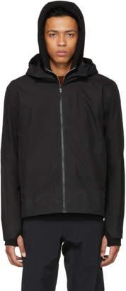 Arcteryx Veilance Black Isogon Hooded Jacket