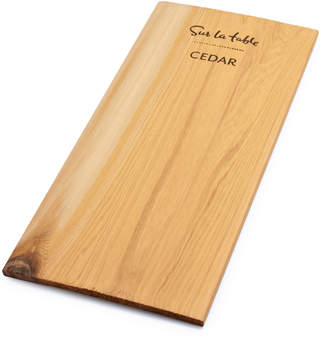 Sur La Table XL Cedar Grilling Plank