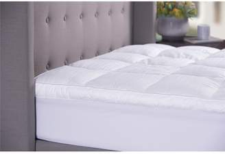 Sanctuary Sheraton Fitted 800 gsm Mattress Topper King Single Bed
