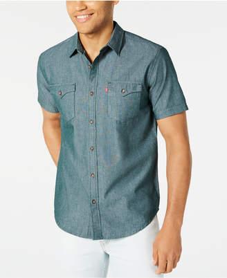 Levi's Men Chambray Shirt