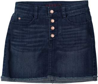 Esprit Denim skirts - Item 42585241MF