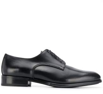 Salvatore Ferragamo classic derby shoes
