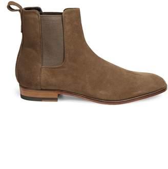 HUGO Almond-Toe Boots