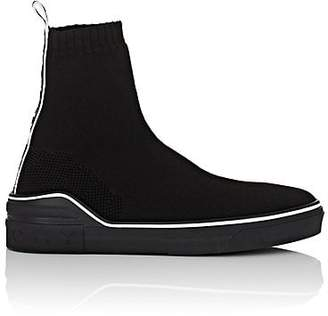 Givenchy Men's George V Knit Sneakers - Black