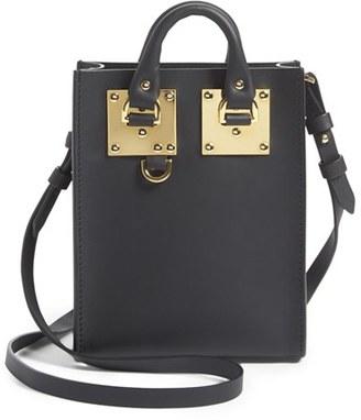 Sophie Hulme 'Nano Albion' Crossbody Bag $495 thestylecure.com