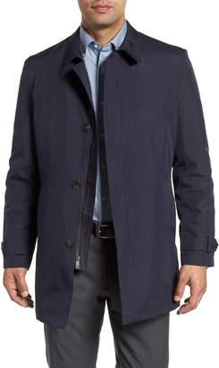 Hart Schaffner Marx Rain-Down Rain Coat