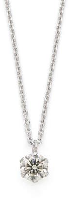 Oriental Diamond プラチナブラウンダイヤモンドネックレス プラチナ