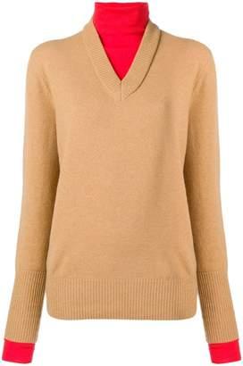Joseph double knit sweater