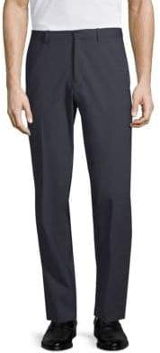 Theory Mayer Straight-Leg Pants
