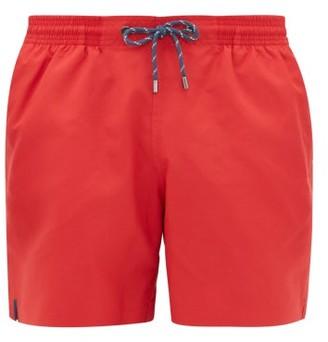 Marané Marane - Slim Fit Swim Shorts - Mens - Red