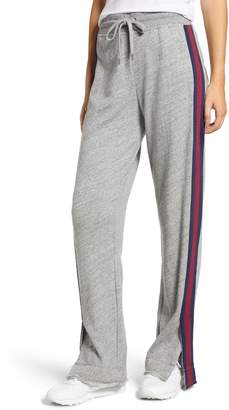 Splendid Varsity Stripe Track Pants