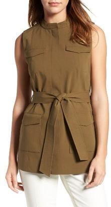 Women's Emerson Rose Utility Vest $149 thestylecure.com