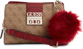 GUESS Logo Luxe Girlfriend Crossbody