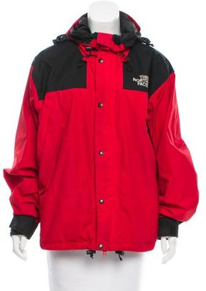 The North Face Lightweight Hooded Jacket $85 thestylecure.com