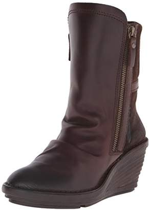 Fly London Simi Women's Boots - Brown (Dark Brown/Expresso)