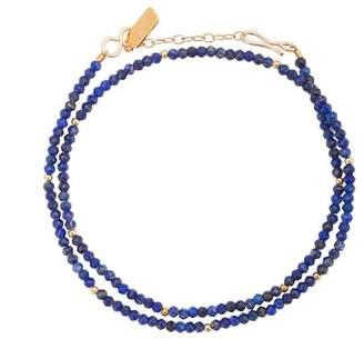 Hues bead double wrap bracelet