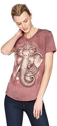 The Mountain Ganesh Adult Woman's T-Shirt