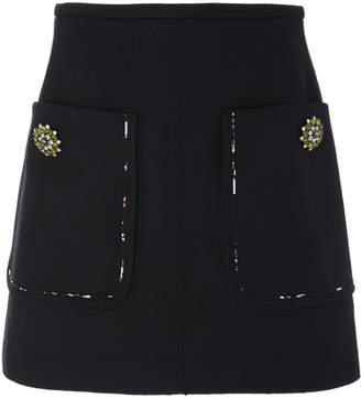 N°21 N 21 Nadege Mini Skirt