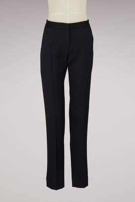 Pallas Wool straight pants
