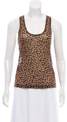 Diane von Furstenberg Kimmy Sleeveless Top w/ Tags