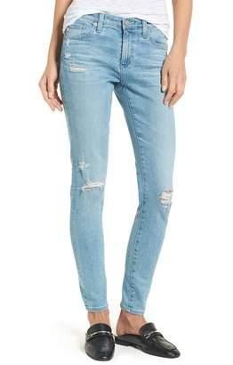 AG Jeans The Legging Ankle Super Skinny Jeans