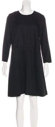 Steven Alan Long Sleeve Shift Dress