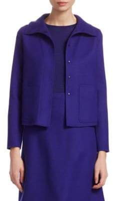 Akris Cashmere Swing Jacket