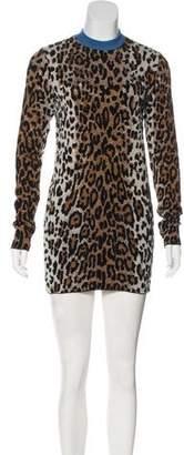 Stella McCartney Patterned Mini Dress