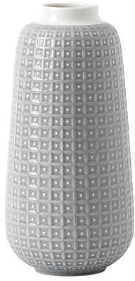 Royal Doulton HemingwayDesign for Rose Vase, H28cm, Grey
