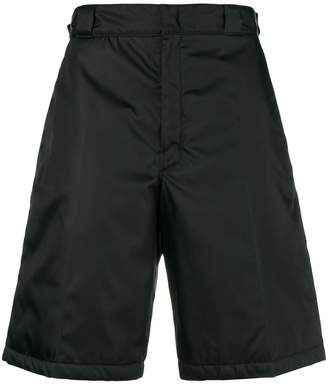 Prada loose-fit shorts
