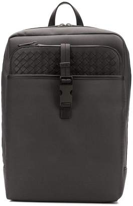 Bottega Veneta backpack with Intrecciato pouch