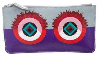 Fendi Monster Key Pouch w/ Tags