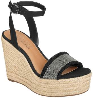 Aerosoles x Martha Stewart Platform Wedge Sandals - Sunnyside