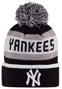 New Era New York Yankees MLB Team Word Beanie