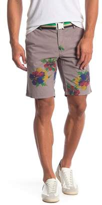 Ganesh Printed Regular Fit Shorts