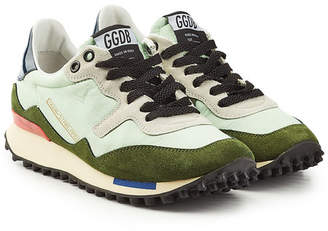 Golden Goose Starland Sneakers with Suede